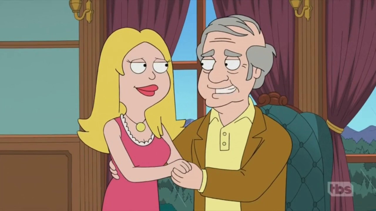 American Dad Francine Schwester