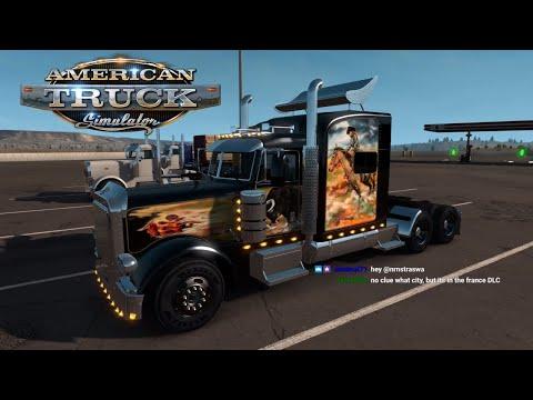 American Truck Simulator - Live Broadcast Replay April 16th 2018