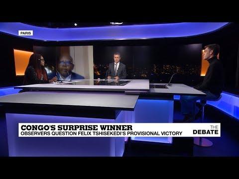 Congo's Surprise Winner: Observers question Felix Tshisekedi's provisional victory