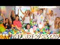 WE TURNED OUR HOUSE INTO A BALL POOL WITH LOTS OF SURPRISES FUNNIEST REACTIONS