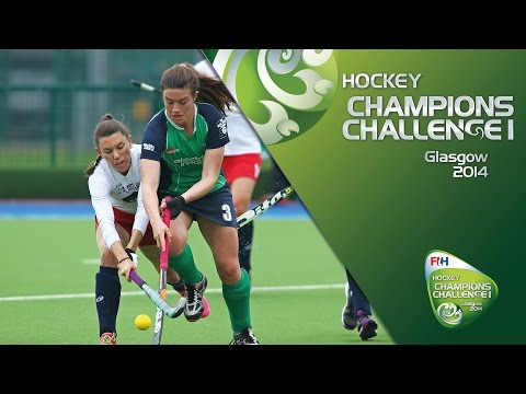 Ireland v USA (Final) - Women's Champions Challenge I