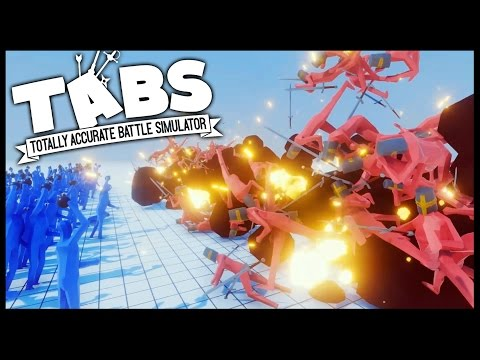 Crossbow, Grenade Unit, Testudo Formation! - Viewer Suggestions - Totally Accurate Battle Simulator