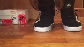 NikeLab x Acronym Lunar Force 1 Unboxing and On-foot Review