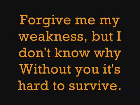 Cascada-Everytime we touch (Fast Version) with lyrics