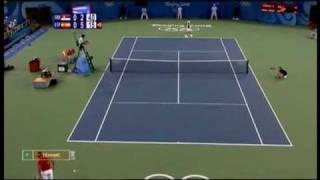 [HL] Rafael Nadal vs. Novak Djokovic 2008 Beijing Olympics [SF]