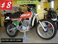 #8 KTM GS 250 1974 EPOCA FOR SALE GOPRO HD 4K  MOTOCROSS
