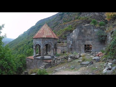 Армения - монастырь Кобайр / Kobayr / Քոբայր
