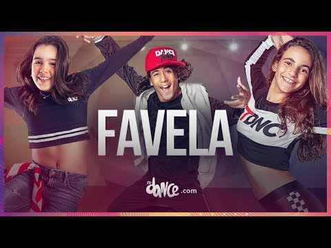 Favela - Ina Wroldsen, Alok | FitDance Teen & Kids (Coreografía) Dance Video