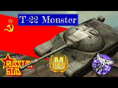 T-22 MEDIUM ACES | I love this tank! - World of Tanks Blitz thumbnail