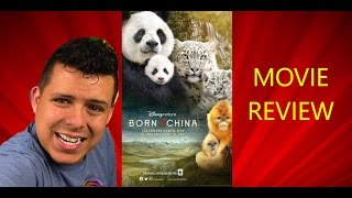 Born In China Movie Review