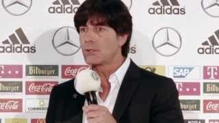 Joachim Löw: Darum Zieler und nicht ter Stegen | FIFA Fußball-Weltmeisterschaft 2014 Brasilien