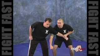 Brutal BackFist Self Defense Tip with Demi Barbito