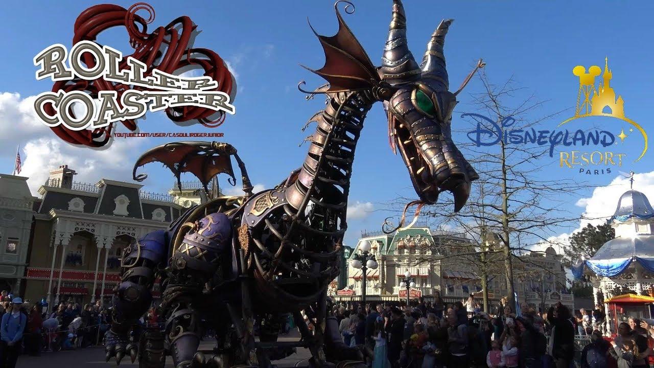 Disneyland Paris Disney Stars On Parade 2019 Youtube