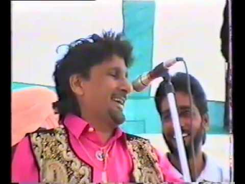 Kuldeep Manak Live Akhada Nakhre Bin Sohni Tiwi at Maleka'n