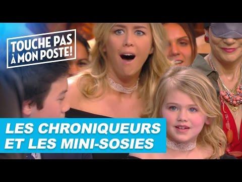 La Découverte Des Mini-sosies Par Les Chroniqueurs De TPMP !