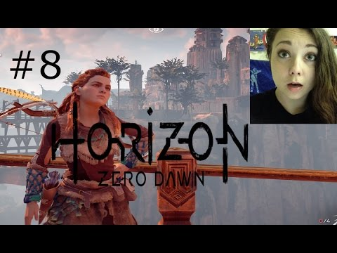 #8 Seeing Civilization for the FIRST TIME! Horizon Zero Dawn