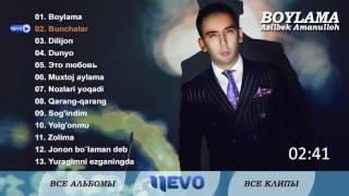 "Asilbek Amanulloh - ""Boylama"" albom dasturi 2007"