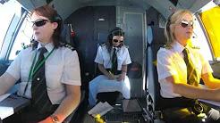 Aer Lingus Cockpit Video | Dublin to Los Angeles | Inaugural LAX Flight