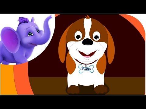 My Puppy - Nursery Rhyme with Karaoke
