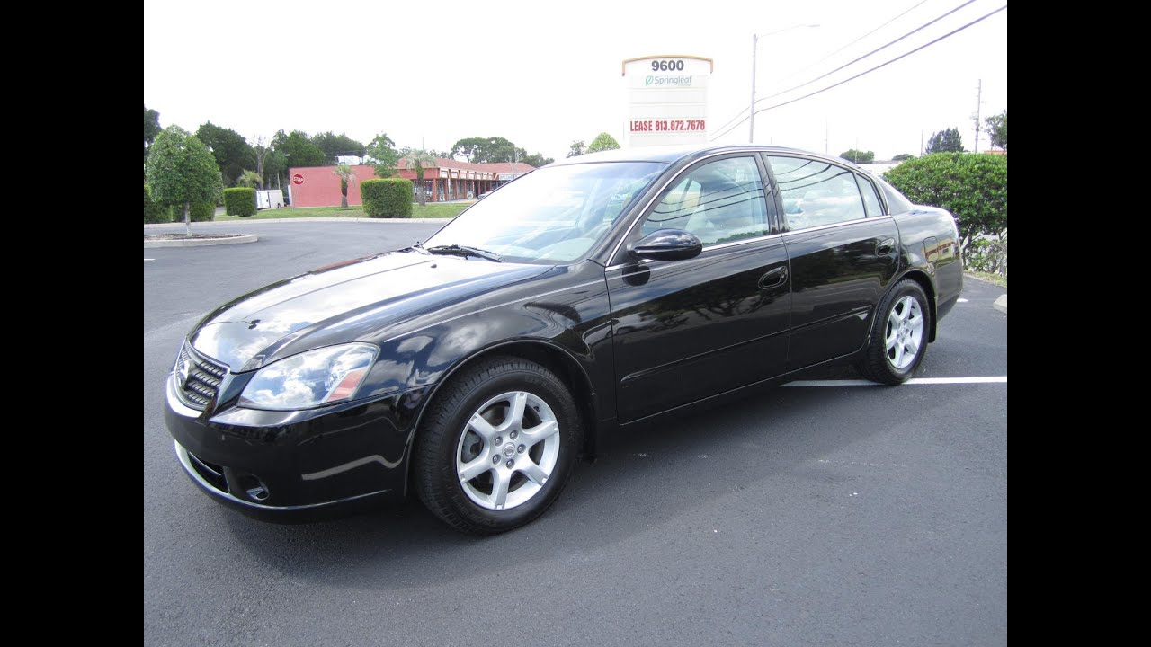 2006 Nissan Altima For Sale >> SOLD 2006 Nissan Altima 2.5 S 88K Miles CVTC Meticulous ...