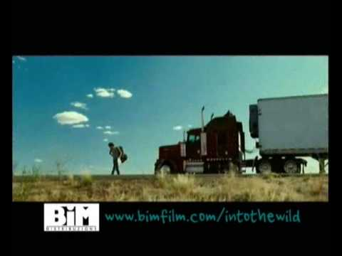 Into The Wild Trailer Italiano Youtube