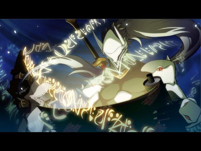 Blazblue: Continuum Shift (Hakumen Stories - Canon Ending)