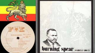 Burning Spear ♬ Slavery Days (1976)