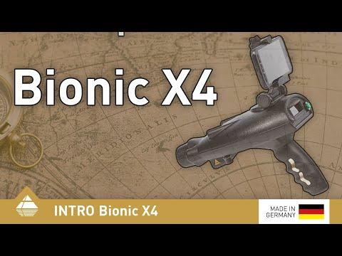 Bionic X4 Long Range Gold Detector Demo Video