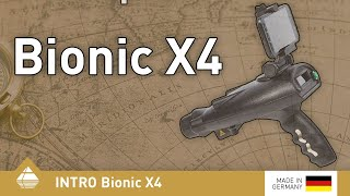 Bionic X4 Long Range Gold Detector Demo Video