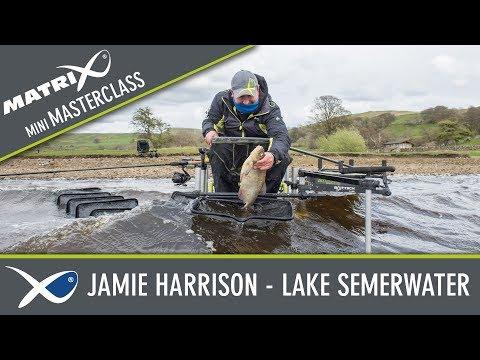 *** Coarse & Match Fishing TV *** Mini Masterclass Episode 9 Jamie Harrison - Lake Semerwater