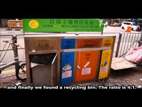 CCGL 9040 Recycling in Hong Kong