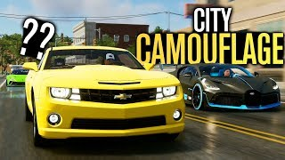 The Crew 2 - City Camouflage REMIX Edition!