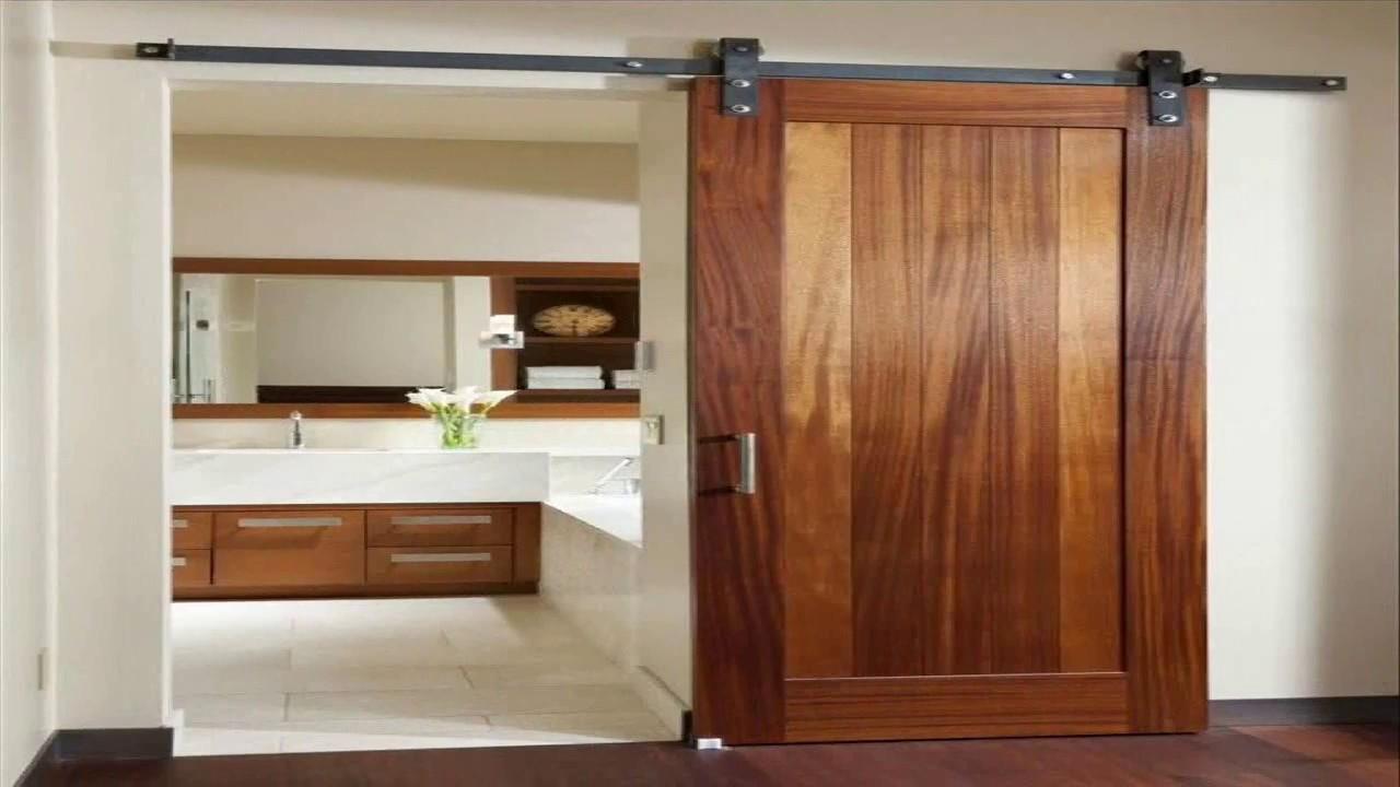 Small Bathroom Door Solutions You