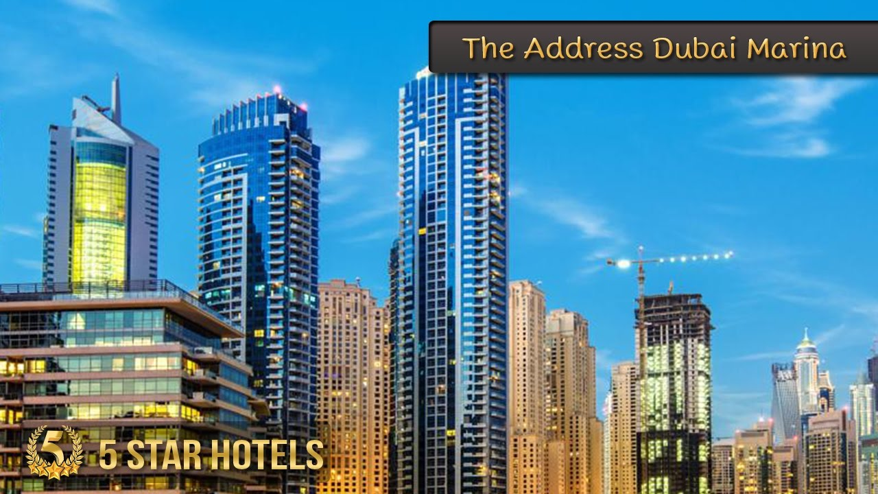 5 star the address dubai marina hotels in dubai city for List of hotels in dubai with contact details