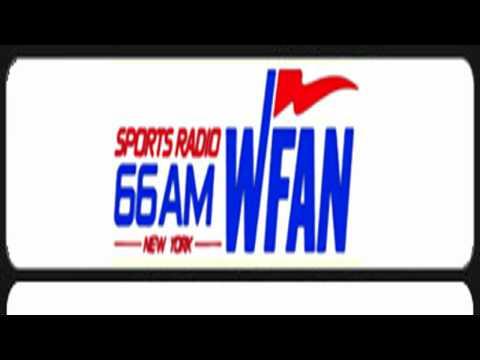 Rod Thorn WFAN Sports Radio Interview (Audio) Part 2/2