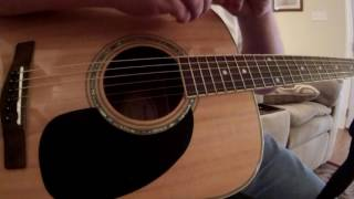 Mitchell MD100 acoustic guitar demo