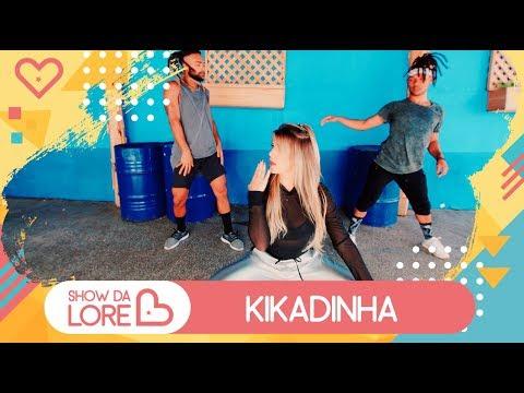Kikadinha - Jerry Smith - Lore Improta  Coreografia