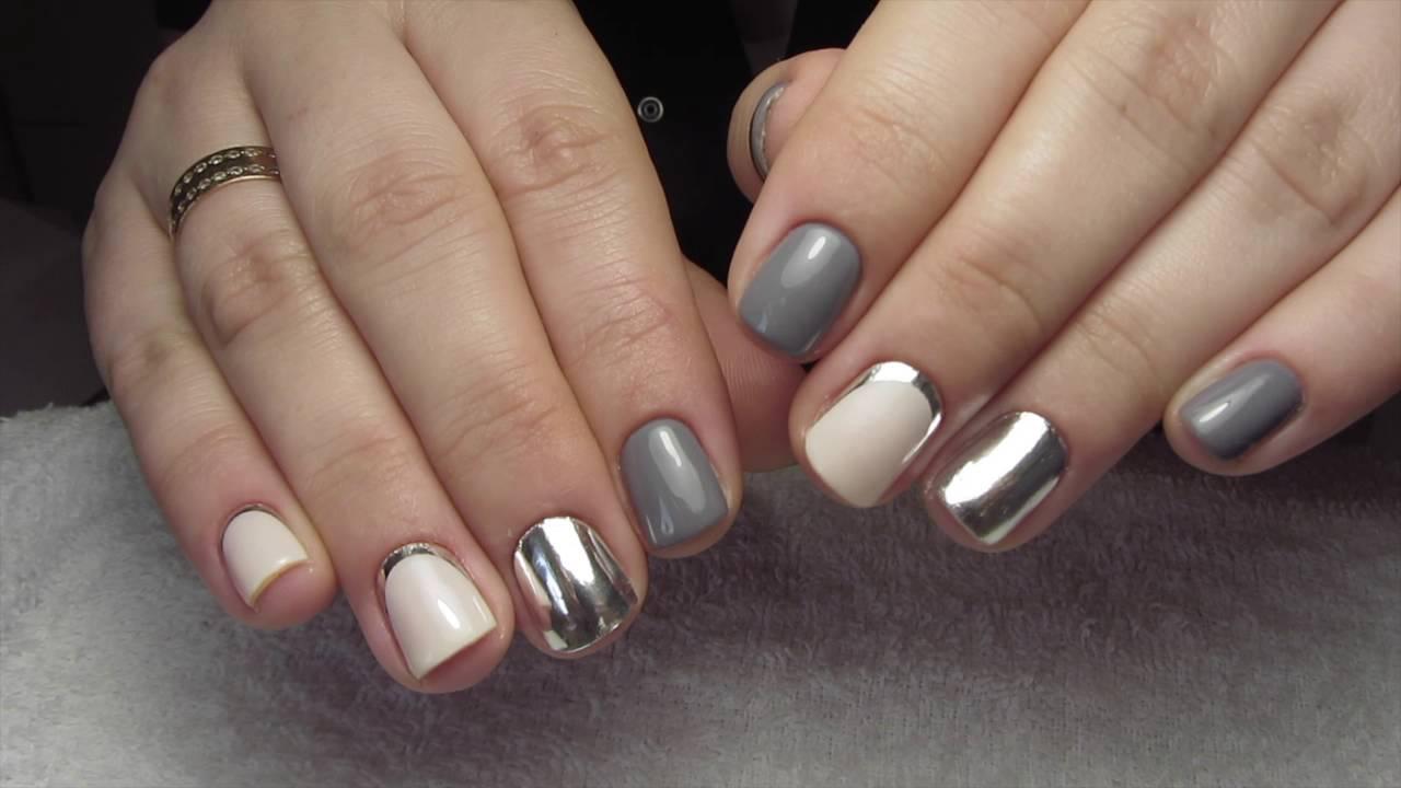 Minx Nails Poland Lawanails Natalia Sielawa Youtube