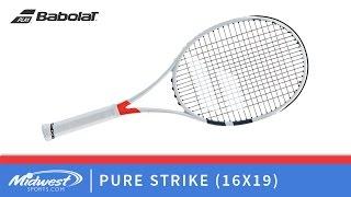 Babolat Pure Strike 16x19 Tennis Racquet