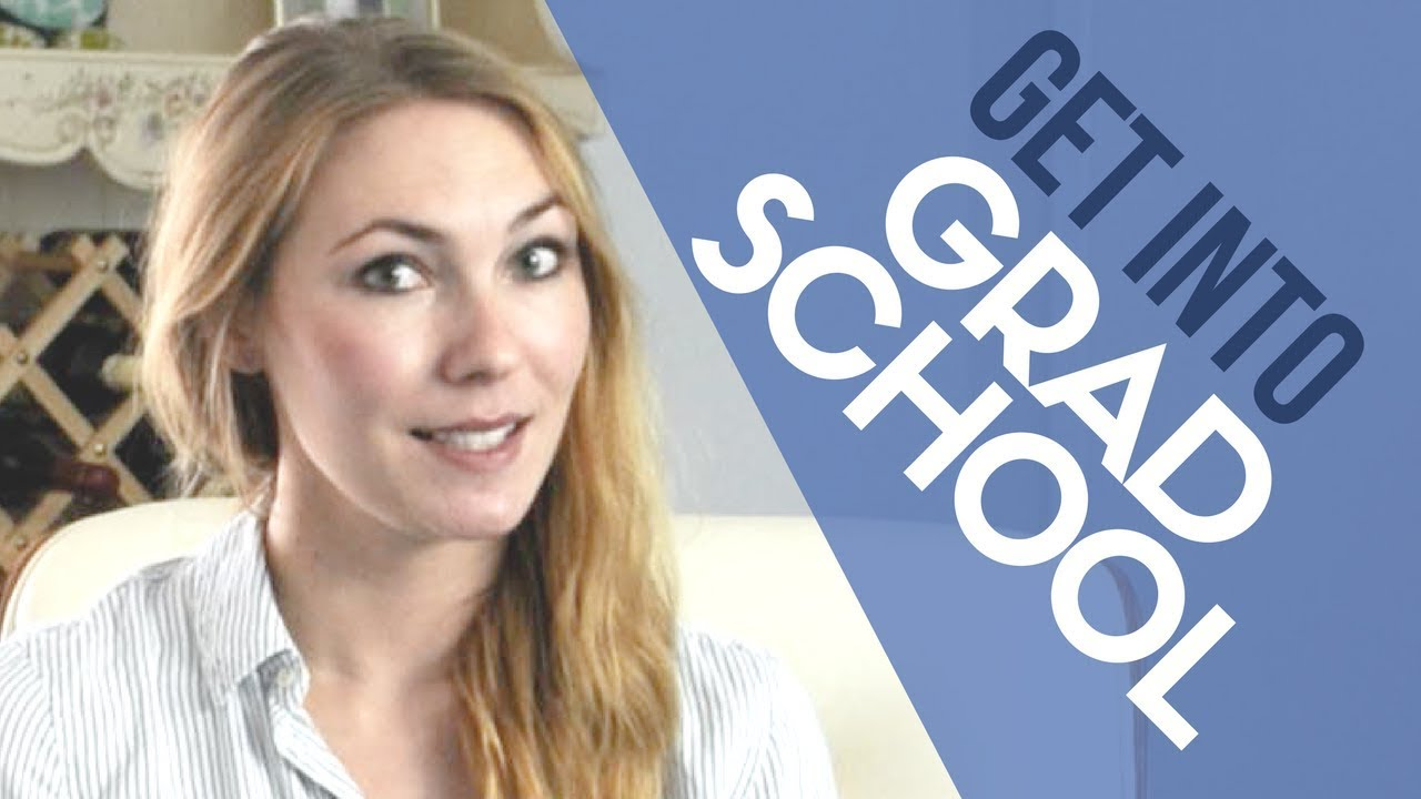 Inside Grad School Admissions - Grad School Tips
