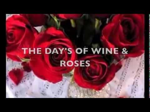 The day's of Wine & Roses -Karaoke -Jazz