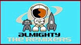 Diana Ross - Touch Me In The Morning (Almighty Mix)