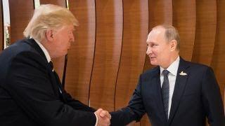 Donald Trump and Vladimir Putin, From YouTubeVideos