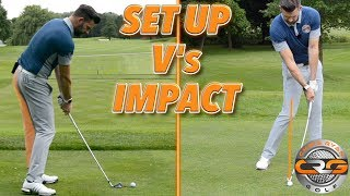 SET UP V's IMPACT - THE DIFFERENCE