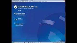 Repeat youtube video Instalación Correcta - Concar Red 2016.03 - W7SP1-UL32B - AMD-PC (Parte 1)