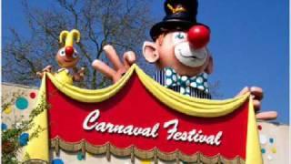 Carnaval festival Efteling Muziek