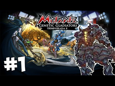 Mutants: Genetic Gladiators T2 - Capitulo 1 - Oriax