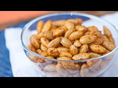 How to make Paprika Spiced Almonds