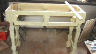 'how To Build A Drawer Table Or Sideboard'