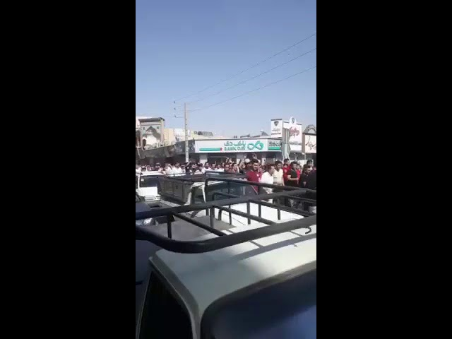 Iran, June, 26, 2018. 3rd Day straight day, vast parts of the Tehran Bazaar are on strike